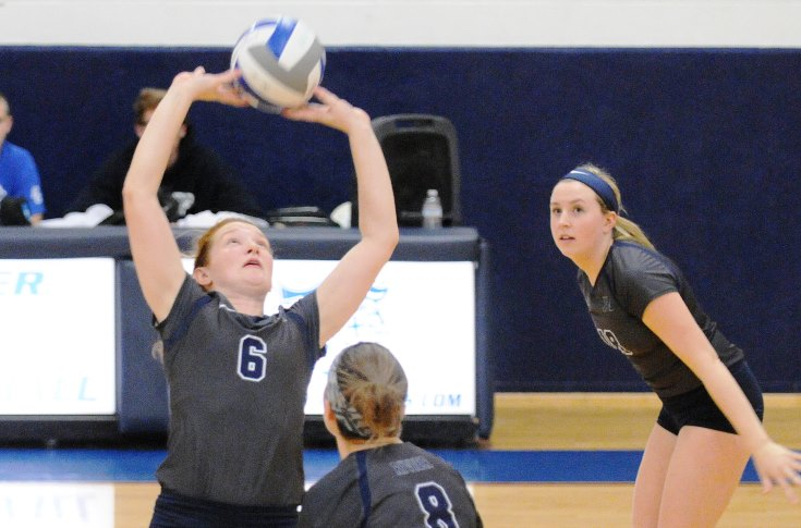 Women's Volleyball: Macken, Raiders finish in second at Springfield Invitational