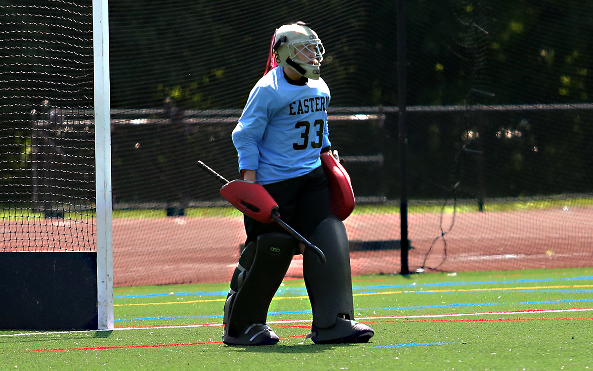 Field Hockey: Integlia's Houdini Act in Goal Slows Springfield's Onslaught in Warriors 1-0 Non-Conference Loss to Pride