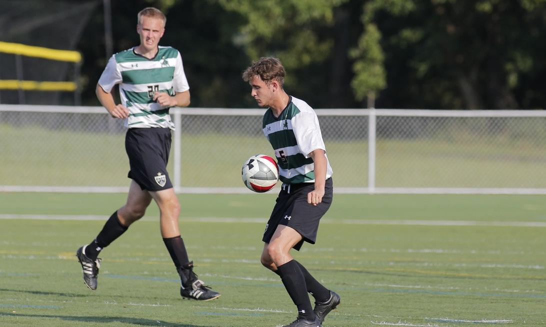 Bison play to scoreless draw at Eastern Mennonite