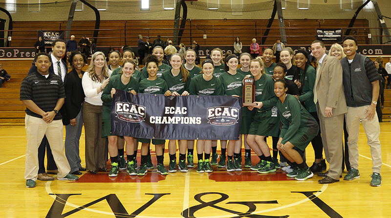 Mustangs Knock Off Top-Seeded Washington & Jefferson, Win First ECAC Championship
