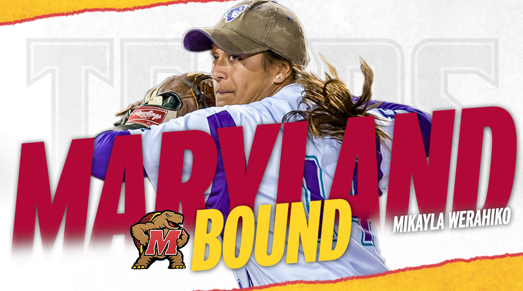 FEAR THE TURTLE | Werahiko Signs NLI With Maryland