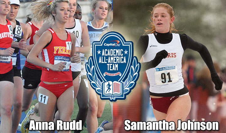 Ferris State's Rudd & Johnson Named To Track & Field/Cross Country Academic All-America Team