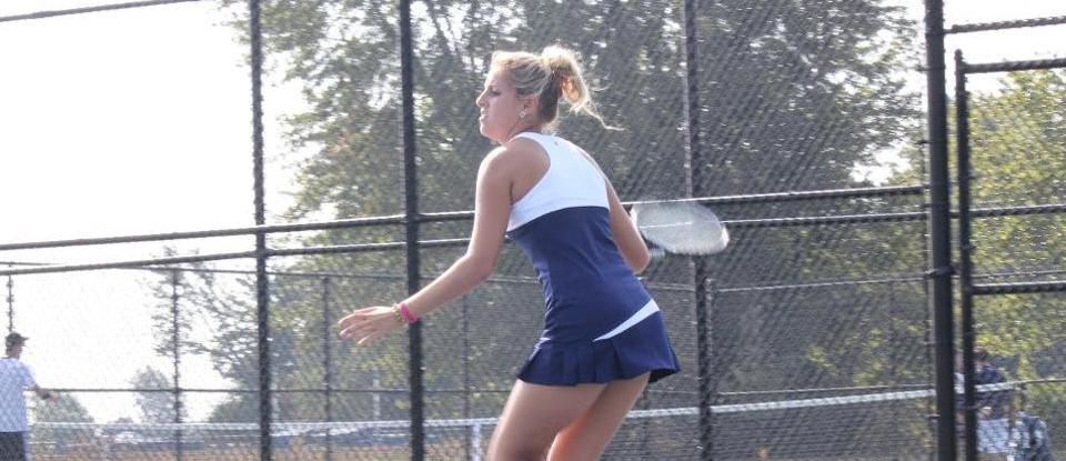 Women's Tennis Blanks Central State