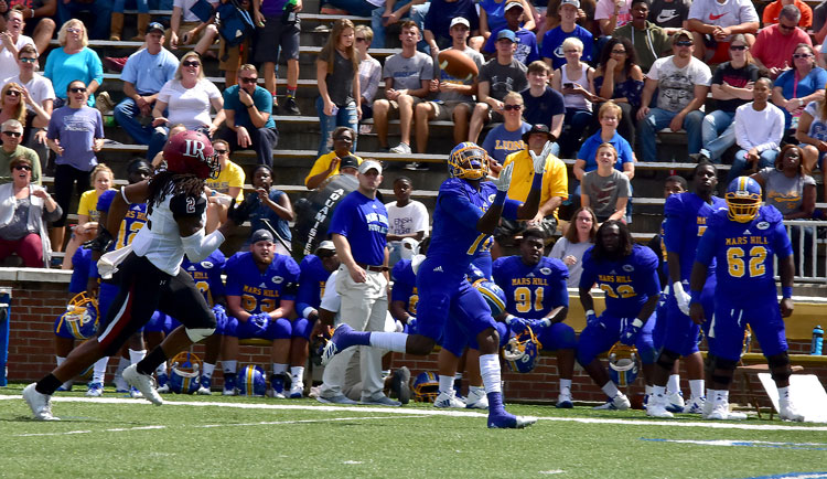 Football Wins Home and SAC Opener
