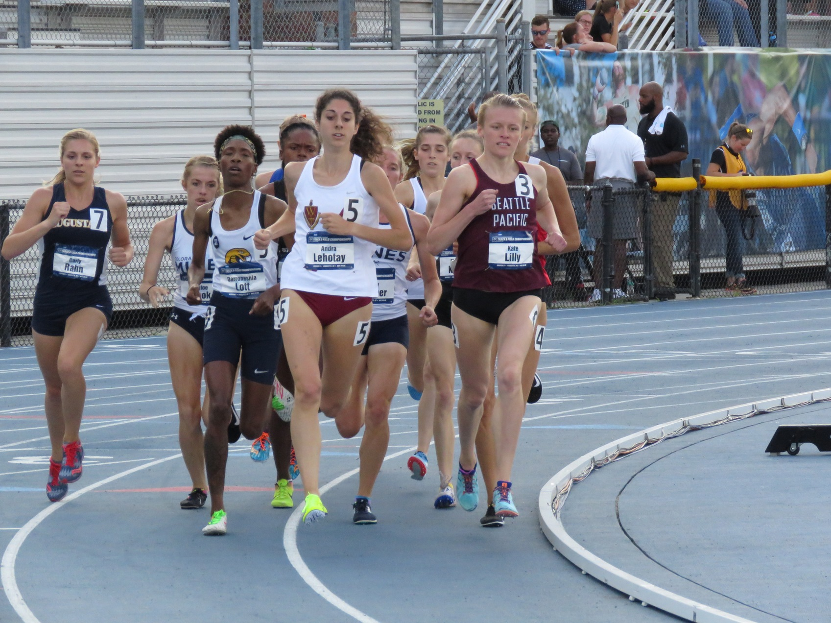 Men's and Women's Track off to Solid Start in the New Year