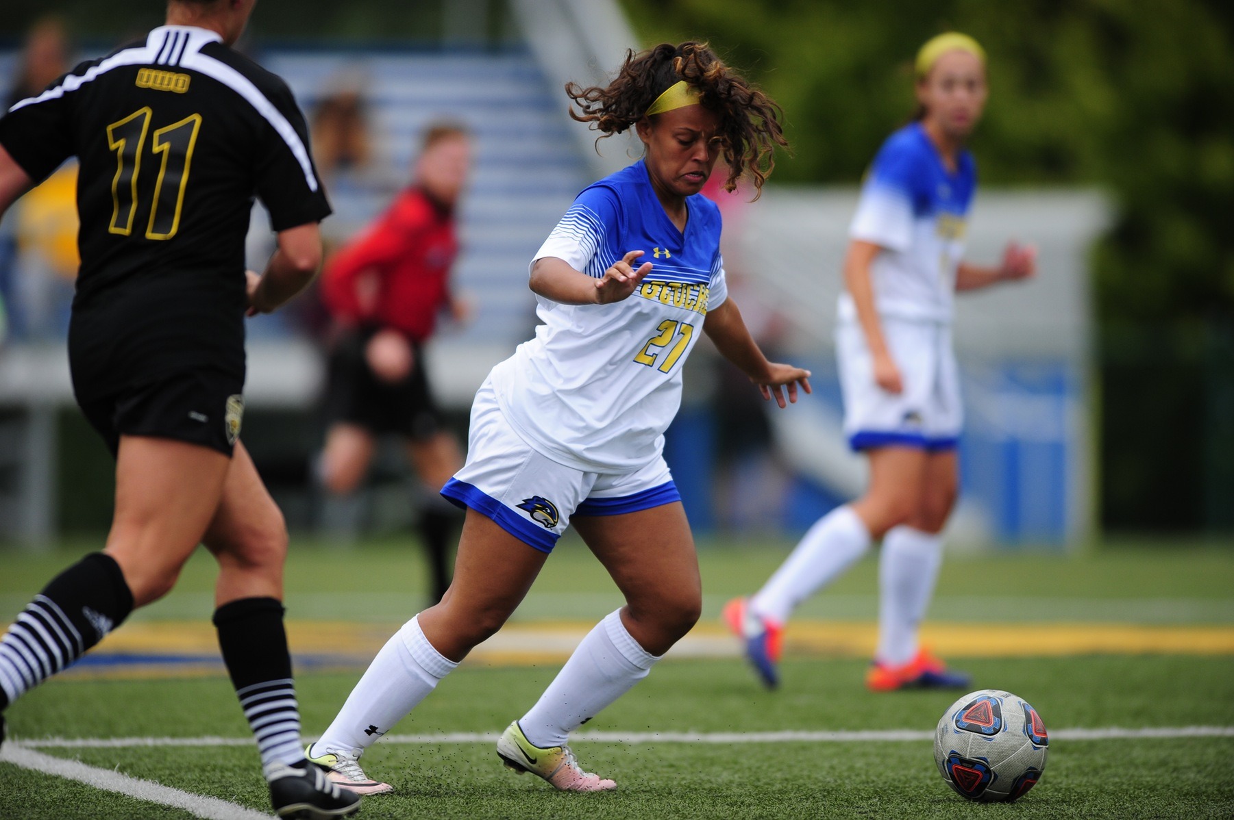 Women's Soccer Drops Conference Opener in OT