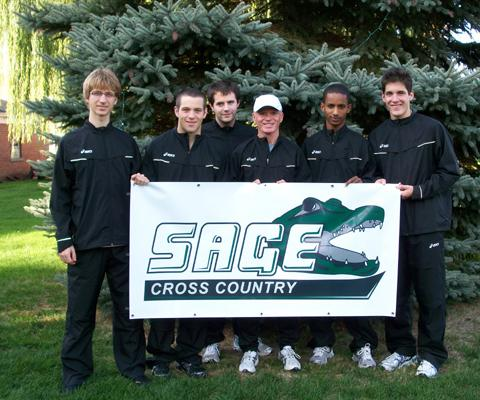 Sage Men's Cross Country Team Named to 2010 Scholar-Athlete Team by USTFCCCA