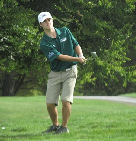 Pritchard stands tied for 10th after Day One of Elms Invite