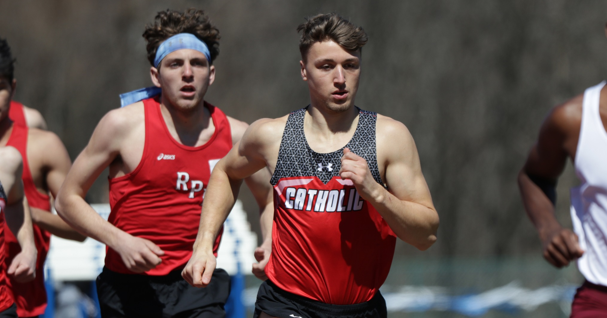 Cardinals Compete at the Coach P Open