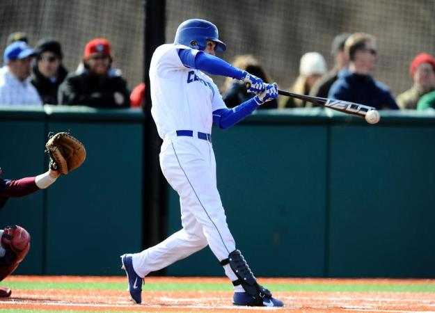 Blue Devils One-Hit Rams