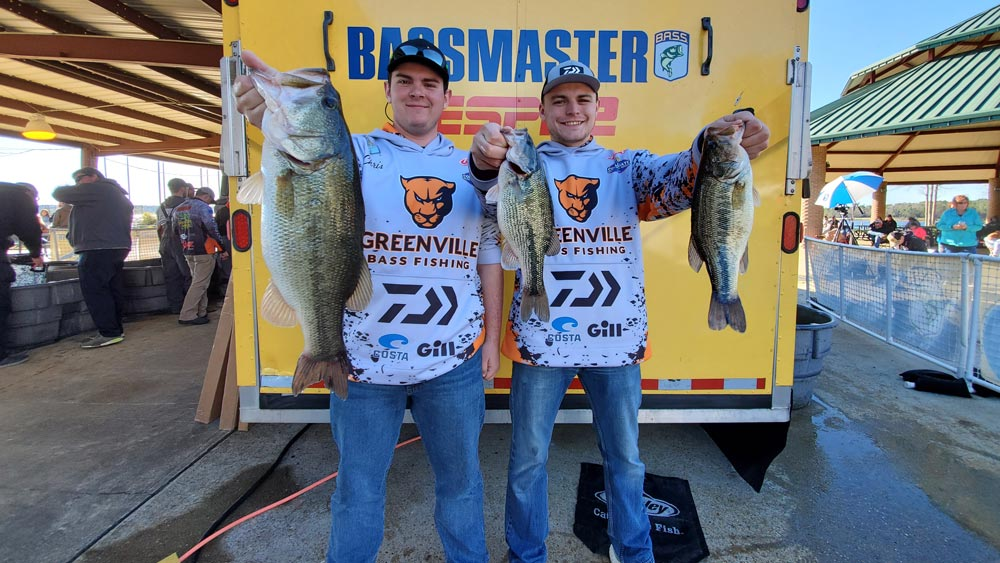 Bass fishing kicks off spring season at Toledo Bend