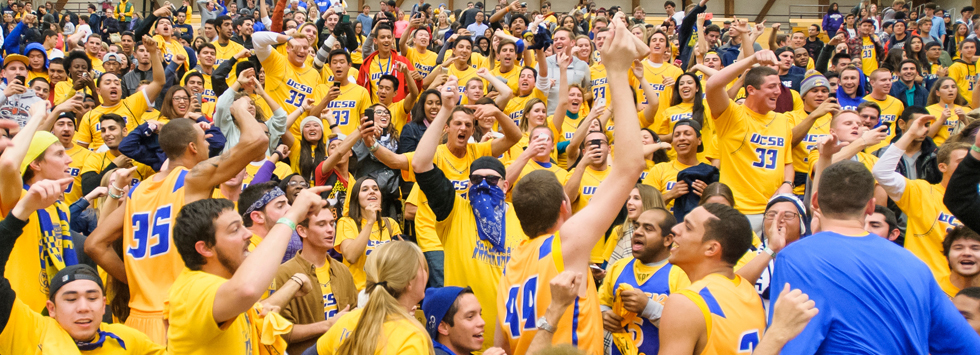 Free Big West Tournament Student Tickets Courtesy of UCSB Athletics
