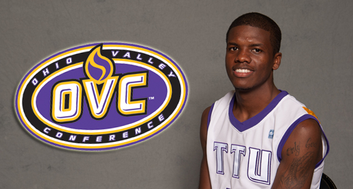 Johnson claims his second adidas® OVC Freshman of the Week honor