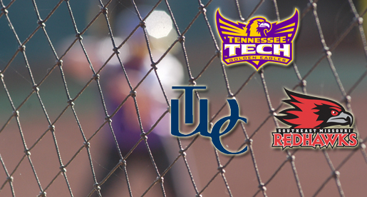Tech softball hosts Tennessee Wesleyan; travels to Southeast Missouri