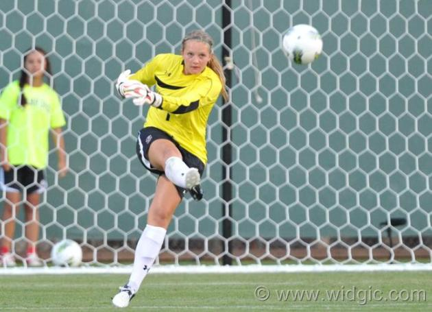 Andi Tostanoski Named Top Drawer Soccer Goalkeeper of the Week