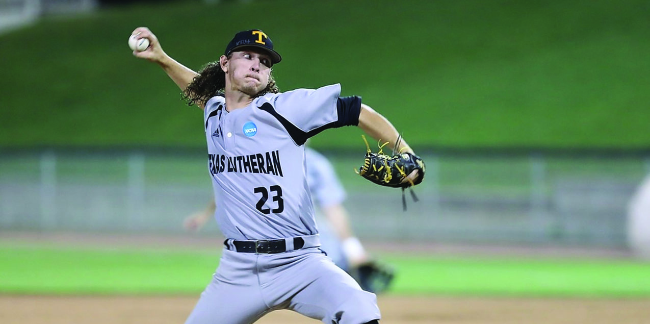 Texas Lutheran Rolls Over Wooster in Opening Game of Division III World Series