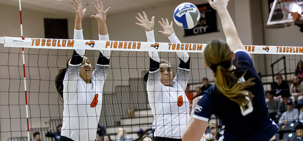 Tusculum drops 3-0 decision at No. 25 Wingate
