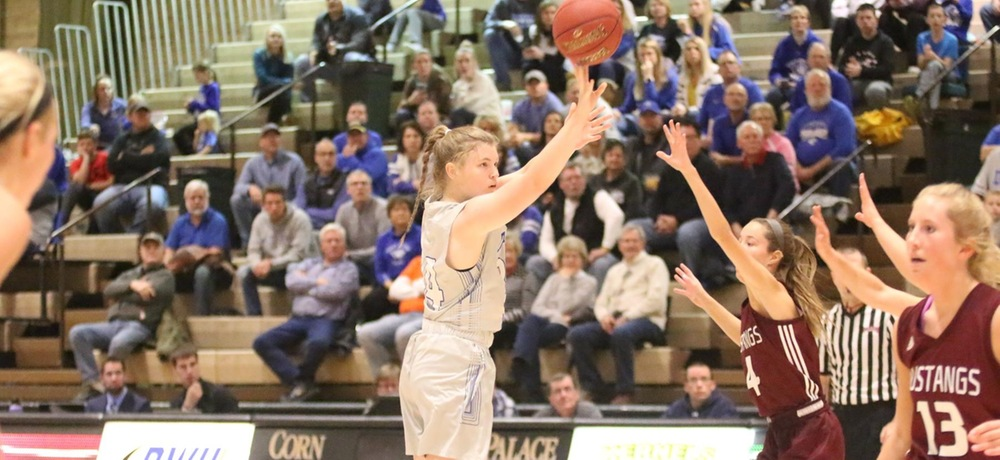 No. 1 Tigers glide past No. 8 Mustangs