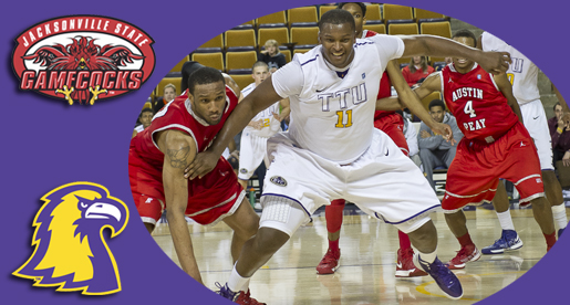 Golden Eagles to open OVC play with tilt at Jacksonville State