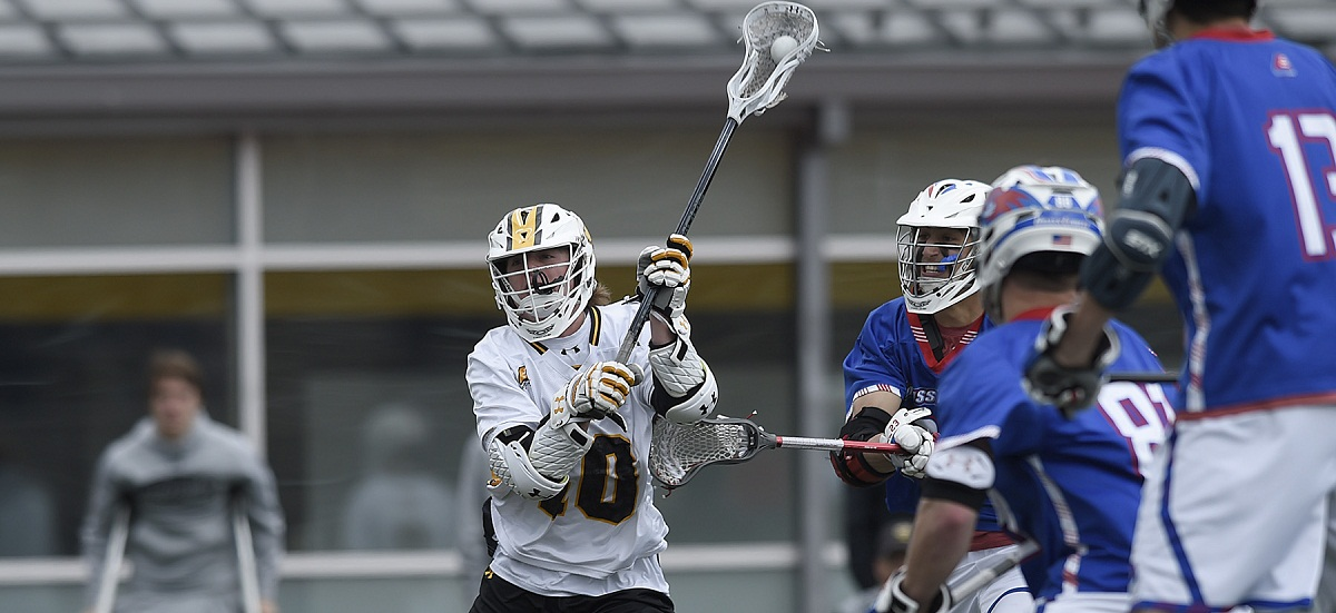 UMBC Falls Behind, 5-0, Scores Nine Straight to Outlast UML, 10-6; Improves to 2-0 in America East