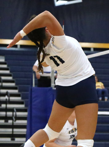 Emory & Henry Volleyball Sweeps Ferrum, 3-0, In Non-Conference Action Tuesday Evening