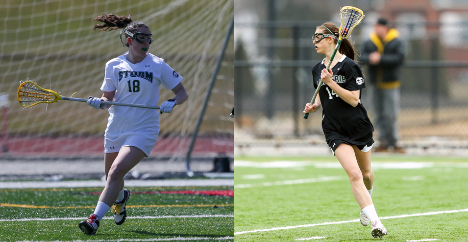 Freeman and West Earn IWLCA Academic Honors