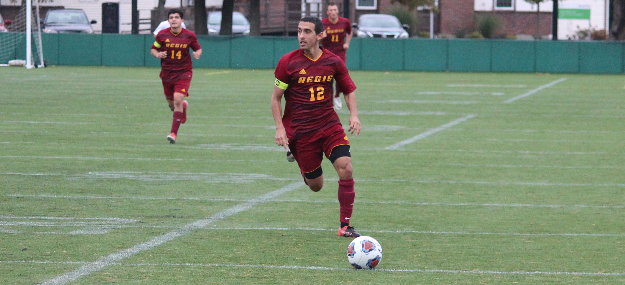Men's Soccer Wins GNAC Quarterfinal 3-1 over Mount Ida