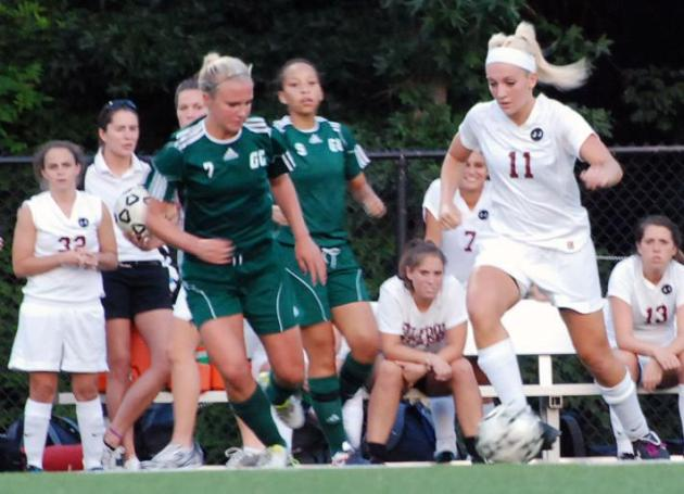Guilford Takes 5-1 Women's Soccer Win at Hollins