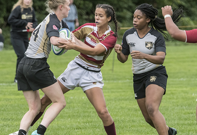 Women's Rugby: Colby-Sawyer charges past Norwich 34-15 with second-half surge