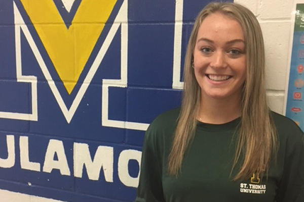 Women's Volleyball Gain Versatility and Athleticism with Addition of Marissa Hallihan