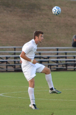 Pete Caringi III is the first repeat Striker of the Year in conference history