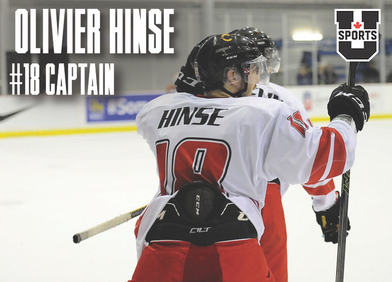 Hinse relives junior hockey past