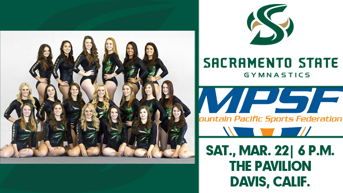 GYMNASTICS AIMS FOR MPSF TITLE ON SATURDAY