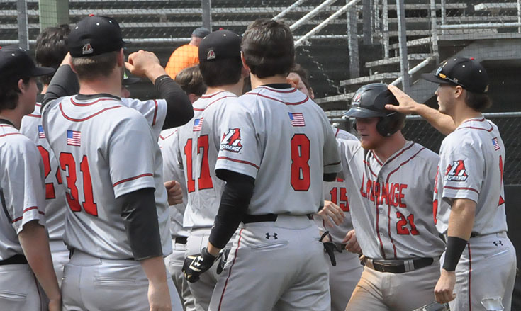 Baseball: Panthers take over No. 1 ranking in both Division III Top 25 polls
