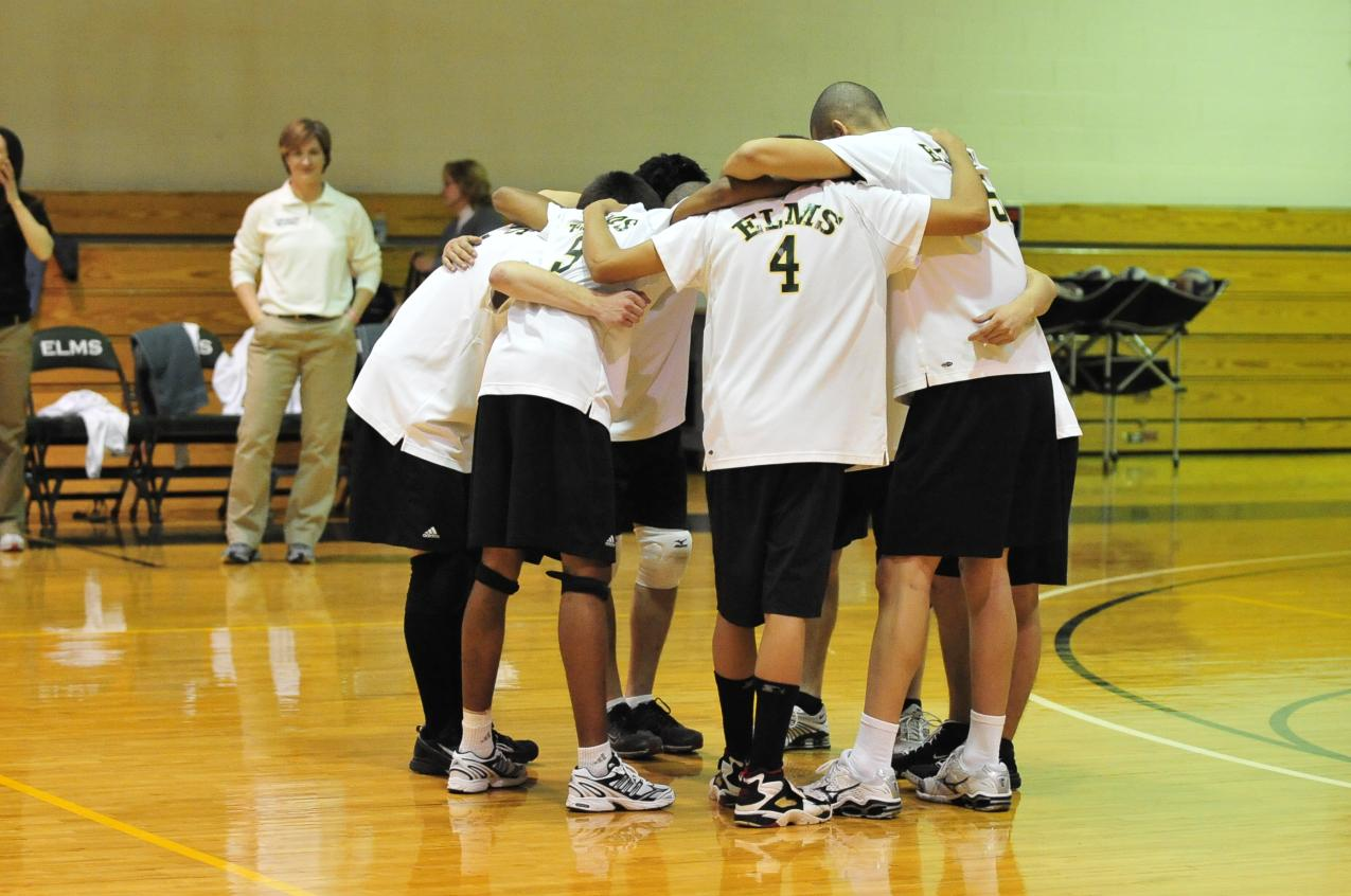 Men's Volleyball Set To Take Flight In 2011 - Elms