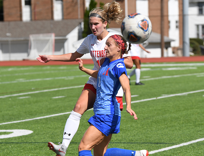 Women's Soccer Fends Off Ohio Wesleyan In Crucial NCAC Contest
