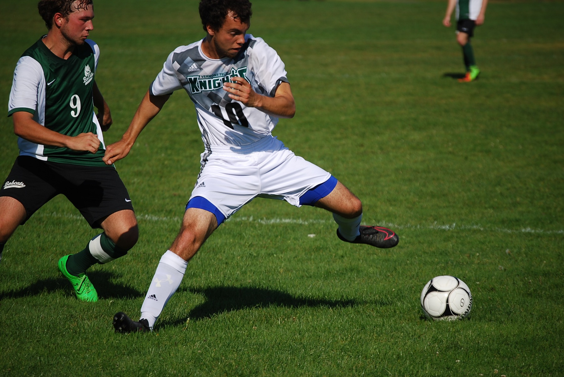 Knights men's soccer falls to Paul Smiths