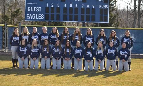 UMW Softball Drops Two on Day One of CAC Tournament