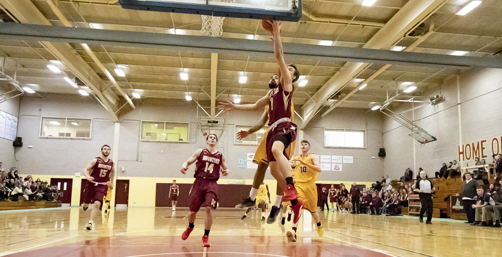 Mounties drop close game to Holland