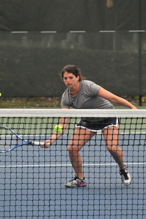 Women's Tennis Tops MIT In NCAA Play