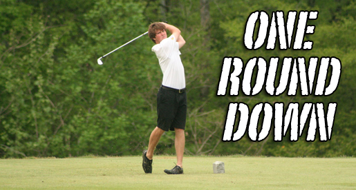 Tech tied after one round of golf  in Dickson