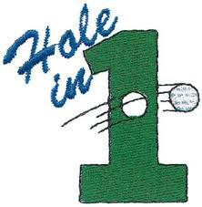 Clifton Journal: Tsouhnikas Hits A Hole In One