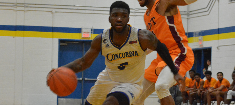 Late Rally Falls Short For Men's Basketball At Bloomfield, 75-73