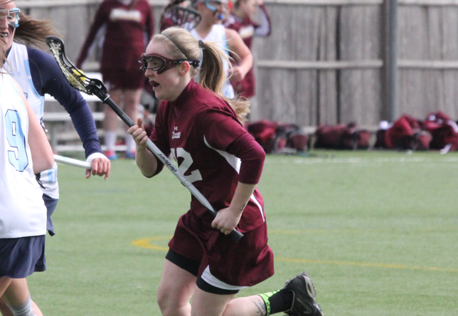Women's Lacrosse: Fitzpatrick and Conroy lead Norwich to 15-7 win against NEC
