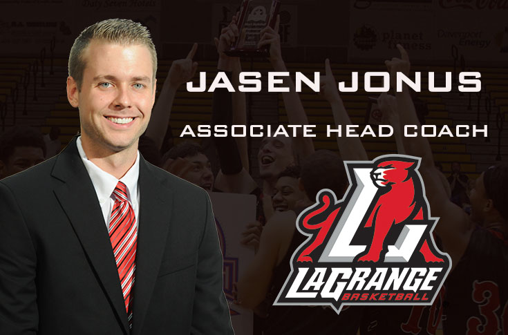 Men's Basketball: Jasen Jonus promoted to Associate Head Coach