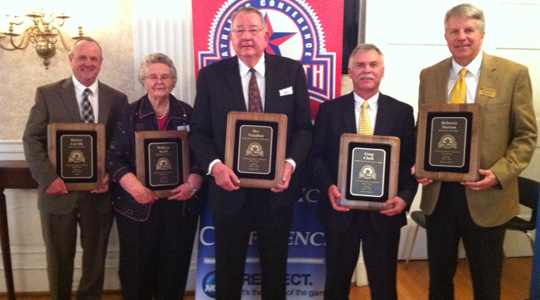 USA South Inducts 2013 Hall of Fame Class (VIDEO)