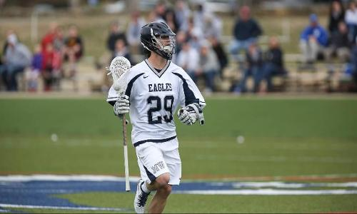 Bohlinger and Burke Pace #14 Eagles Past Christopher Newport, 13-6, on Wednesday