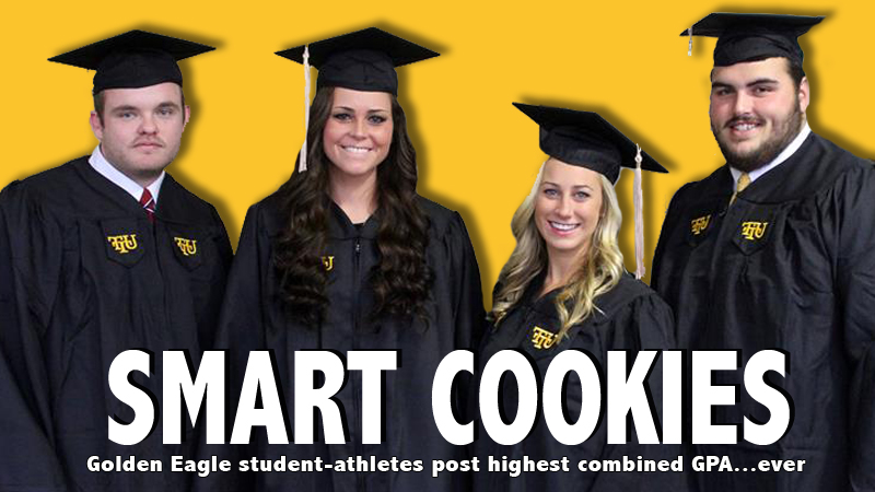 SCHOLAR POWER: Tech student-athletes post highest combined GPA in history