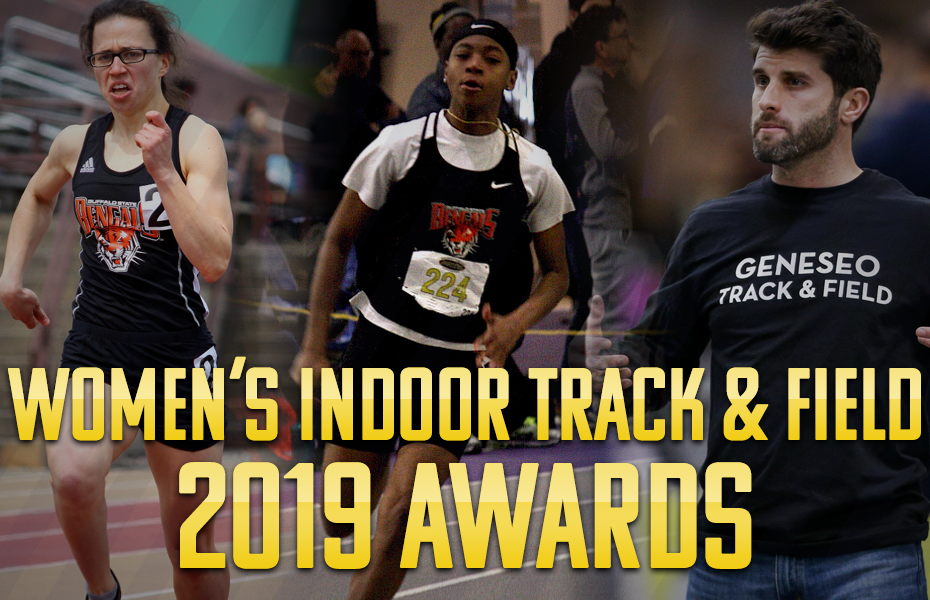 SUNYAC announces Women's Indoor Track & Field Yearly Awards