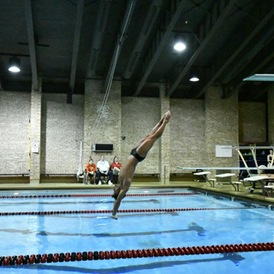Heath Ogawa Prepared to Dive Head First Into the NCAA Division III Championships